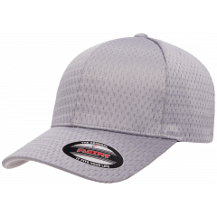 Кепка FlexFit 6777 - Athletic Mesh Silver