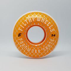 Колеса Footwork Filthy Orange 54mm 85A