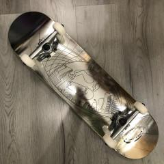 """Скейтборд Footwork Progress Tushev Silver 8.125"""""""