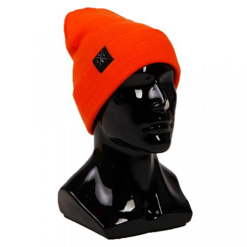 Шапка LES FF Fold Blaze Orange